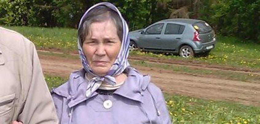 В Ижевске с помощью вертолетов ищут 66-летнюю женщину, которая пропала больше недели назад