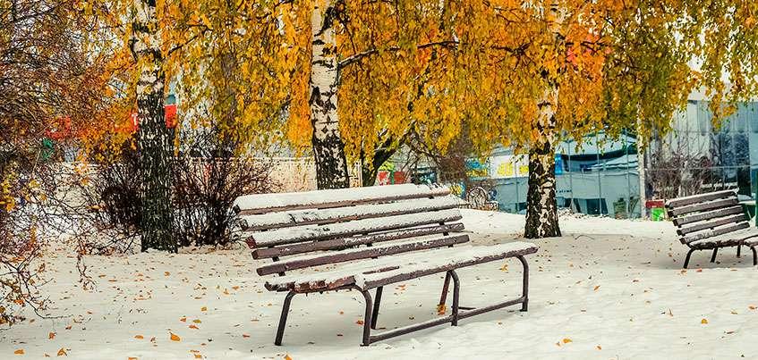 Первый снег и «минус»: какой будет погода на неделю в Ижевске