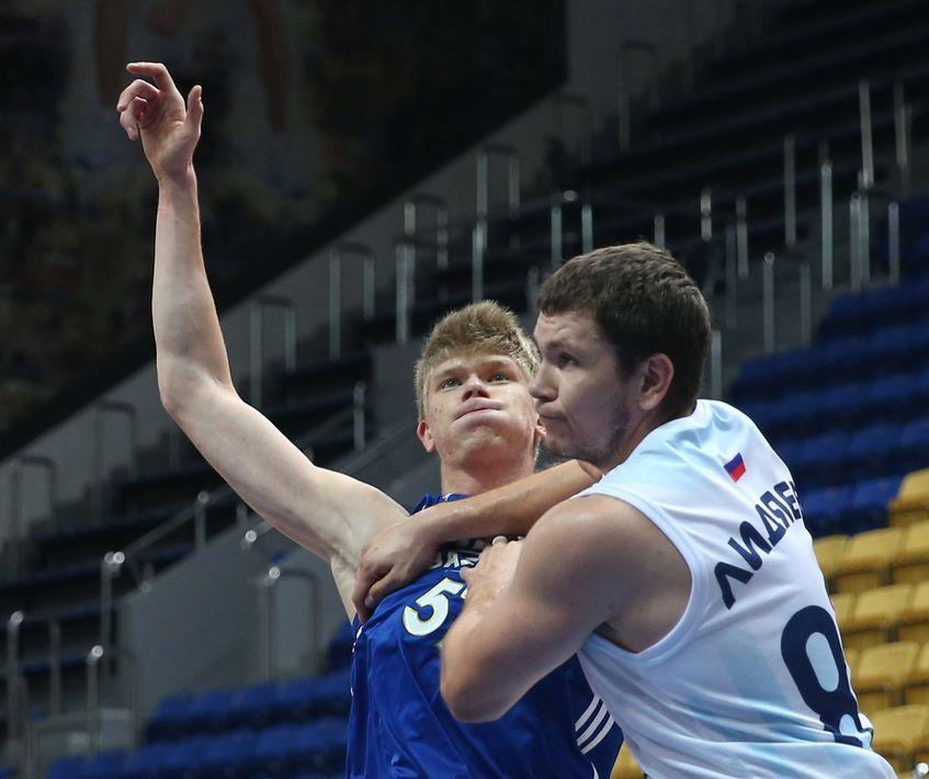 БК «Купол-Родники» из Ижевска потерпел первое поражение в этом сезоне