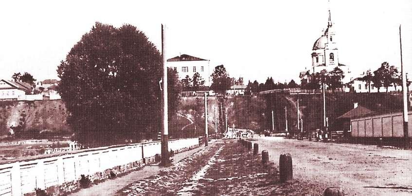 Городские истории Ижевска: прыгнувший в плотину убийца и расстрелы на кладбищах