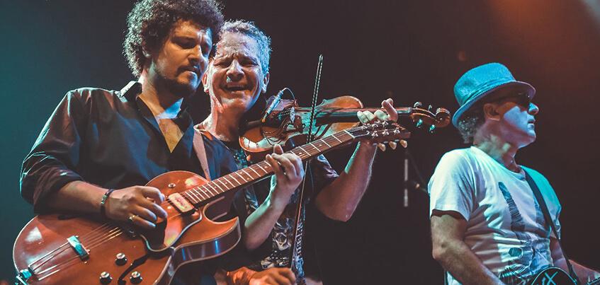 Рок-группа «Крематорий» отметит в Ижевске 30-летие альбома «Кома»