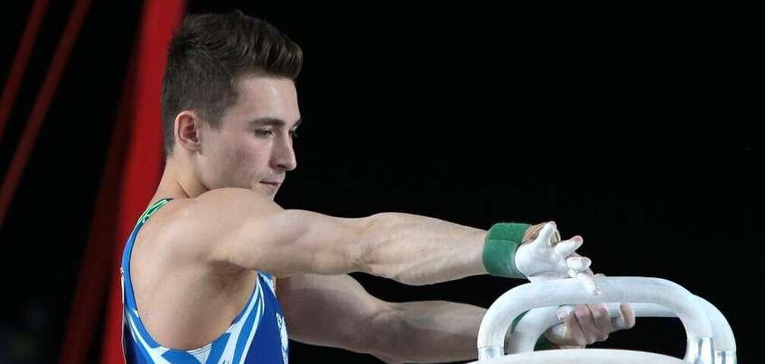 Гимнаст из Удмуртии Давид Белявский выступит в 4 финалах на Чемпионате Мира