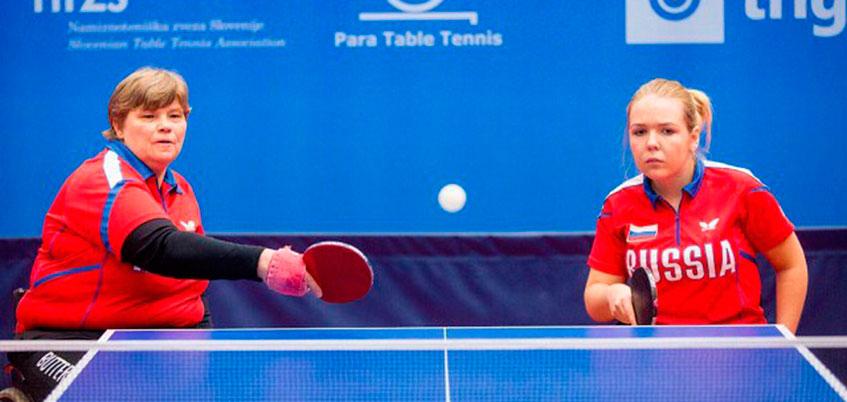 Теннисистка из Удмуртии Надежда Пушпашева в третий раз выиграла Чемпионат Европы