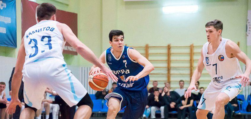Баскетболисты ижевского клуба «Купол-Родники» обыграли действующего чемпиона страны