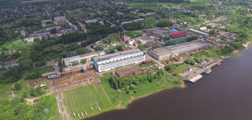 В структуру Концерна «Калашников» войдет крупный судостроительный и судоремонтный завод