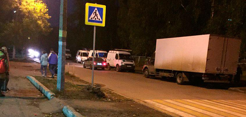 В Ижевске сотрудники полиции не нашли взрывных устройств в якобы заминированных школах