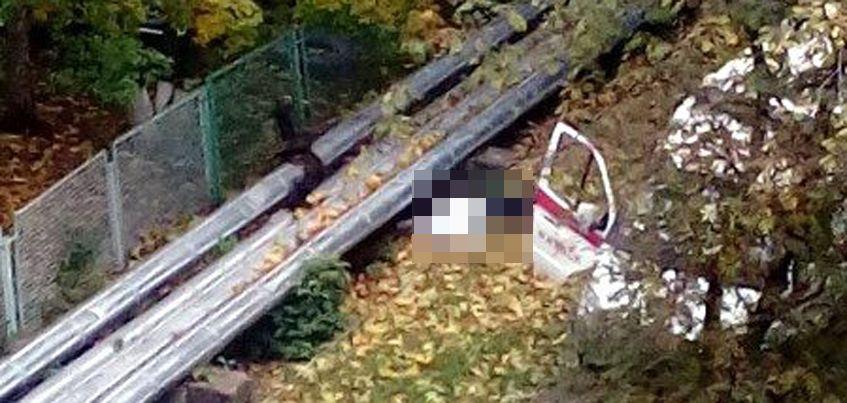 В Ижевске на улице Труда нашли труп женщины
