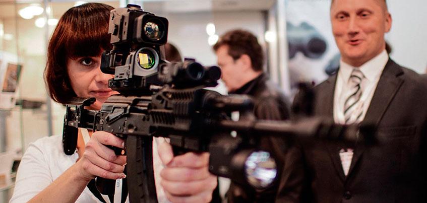 Ижевский АК-103 будут производить в Саудовской Аравии