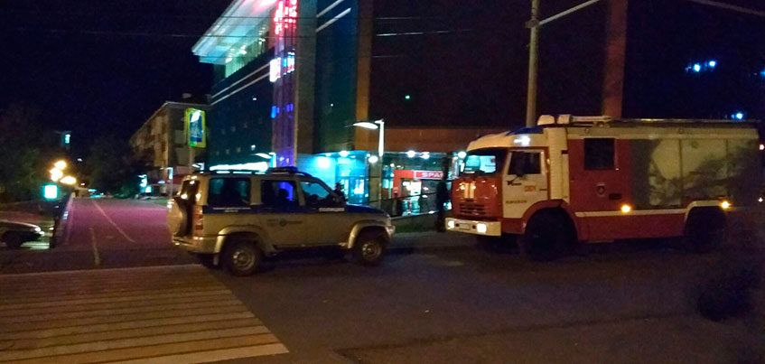 За массовыми «минированиями» в Ижевске может стоять одна группа россиян?