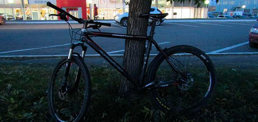 На Камбарской в Ижевске нашли велосипедиста без сознания