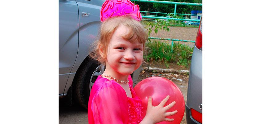 Нужна помощь: 8-летней Насте Щениной необходимо лекарство против артрита