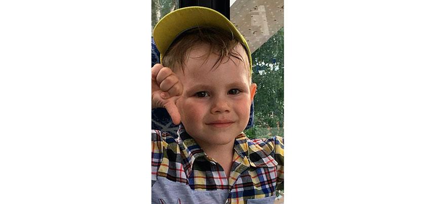 В Ижевске несколько дней назад пропал 4-летний мальчик
