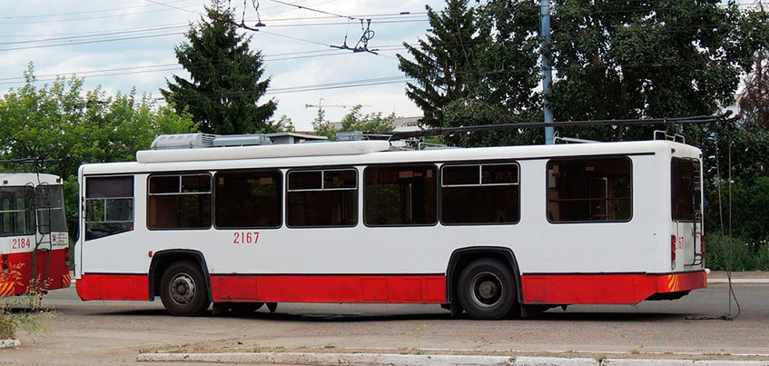 Отключение электричества в Ижевске: в Ленинском районе встали троллейбусы и завод