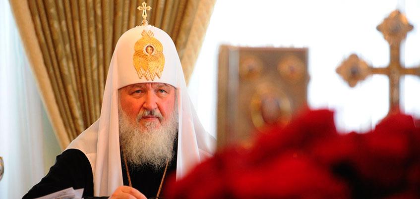 Патриарх Кирилл на три дня прилетел в Удмуртию