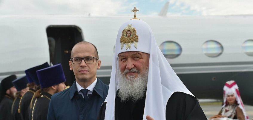 Патриарх Кирилл в Ижевске: вспоминаем визиты Глав русской православной церкви в Удмуртию