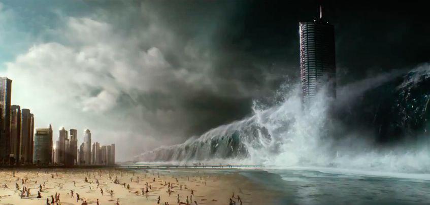 Конкурс: Угадай погоду и выиграй билеты на фильм «Геошторм»