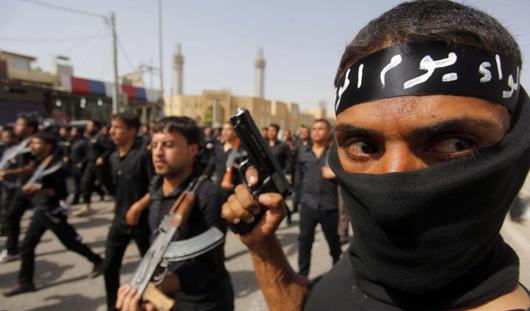Террористы в Ираке похитили радиоактивный уран