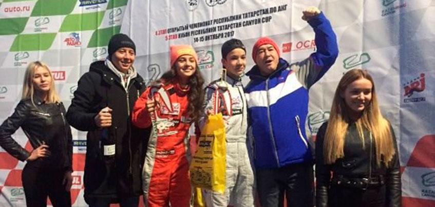 Ижевчанка Вирсавия Гольцова стала призером двухчасовой гонки на выносливость Canyon Cup
