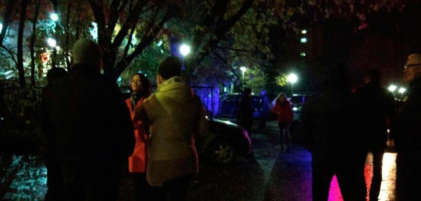 Группу Jane Air эвакуировали из отеля после концерта в Ижевске