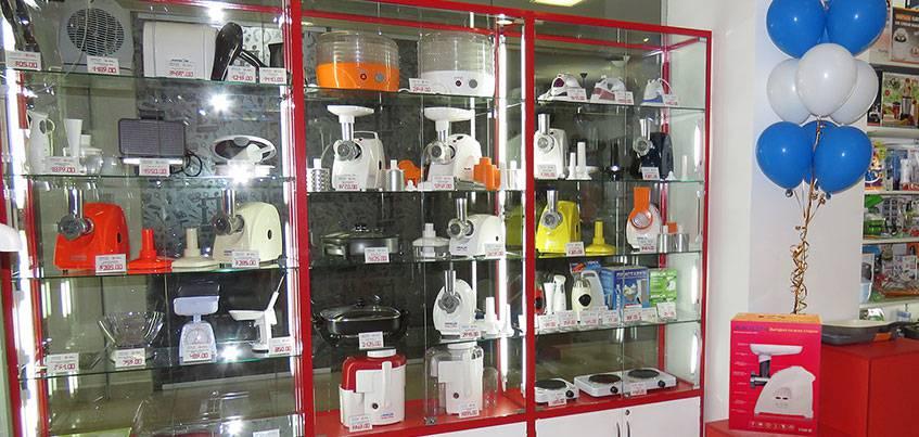 Сделано в Удмуртии: Открылся новый фирменный отдел бытовой техники «Аксион»