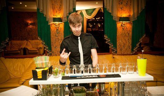 Ижевчанин выступит на всероссийском конкурсе барменов
