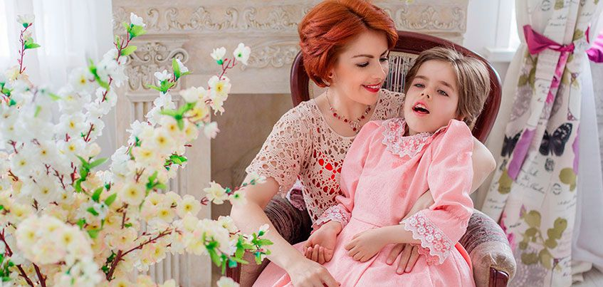 Нужна помощь: 8-летней Софии из Ижевска необходим специальный аппарат, чтобы дышать
