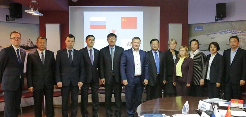 Китайско-российская компания планирует вложиться в строительство дорог Удмуртии