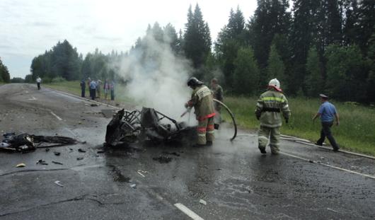 Три погибших в ДТП и городские партизаны: о чем этим утром говорят в Ижевске