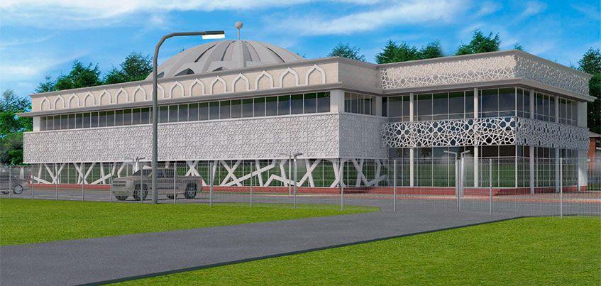 Проект Исламского культурного центра, который хотят построить в Ижевске, переделают
