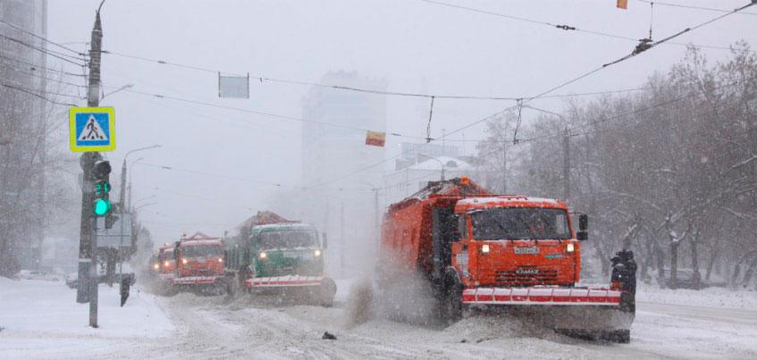 Сможет ли Ижевск сэкономить деньги на уборке снега?