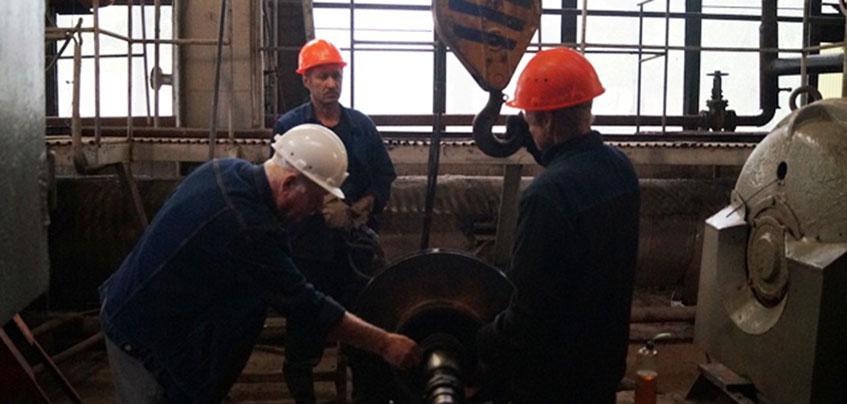 В Ижевске, несмотря на долги, запустили котельную на заводе «Ижметмаш»