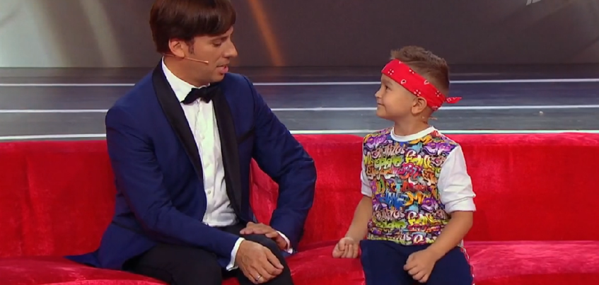 7-летний танцор из Ижевска появился в шоу «Лучше всех» на Первом канале