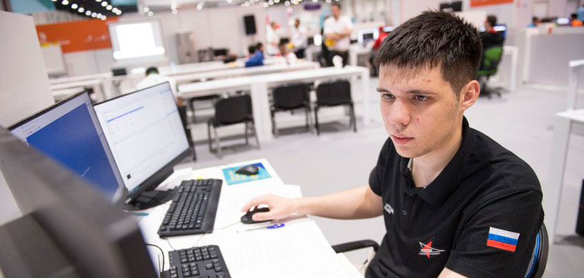 Студент из Удмуртии победил на мировом чемпионате WorldSkills в Абу-Даби
