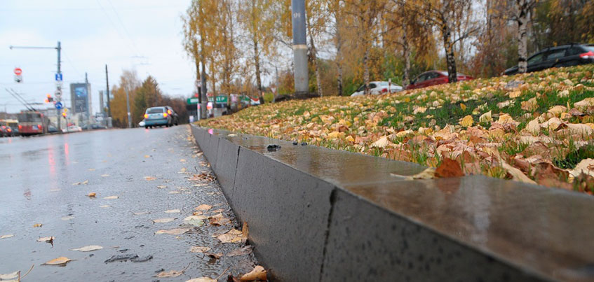 В Ижевске сдали последний участок, отремонтированный по программе «Безопасные и качественные дороги»
