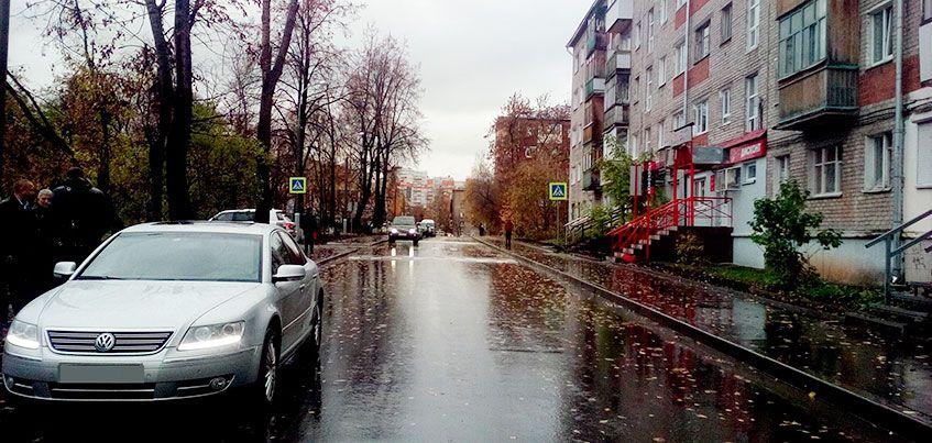В Ижевске официально завершился ремонт дорог