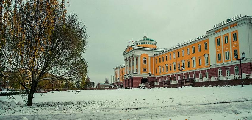 Погода в Ижевске: В будни похолодает и пройдет мокрый снег