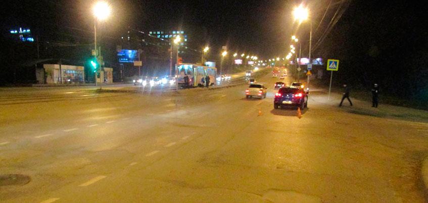 Двух детей сбили на дорогах Ижевска в минувшие выходные