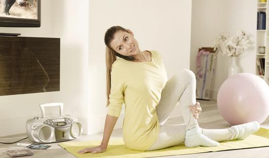Абоненты «Дом.ru» могут целый месяц бесплатно заниматься фитнесом, йогой и даже тайбо