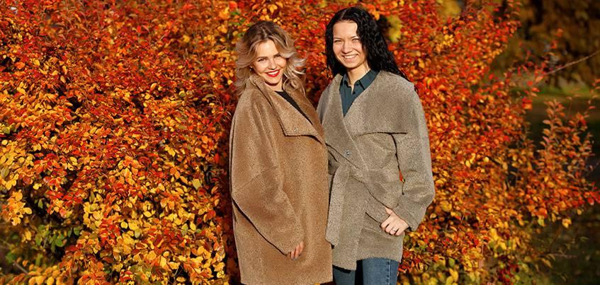 Как выбрать модное пальто в Ижевске?