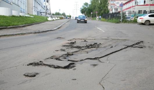 Дорожники отчитались об устранении последствий потопа в Ижевске