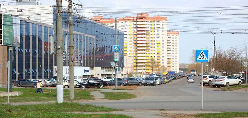 Проект планировки проспекта Калашников в Ижевске подготовят в сентябре 2018 года