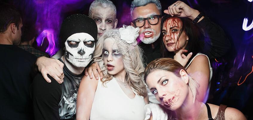 6 вечеринок на Хэллоуин в Ижевске