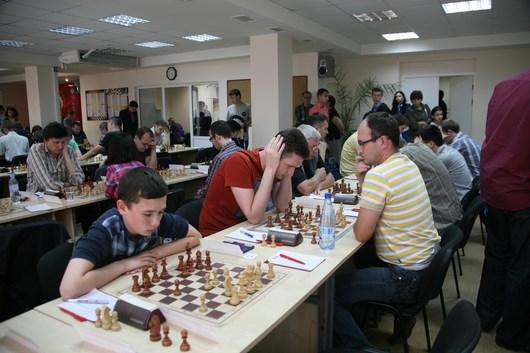 В Ижевске стартовал международный шахматный турнир