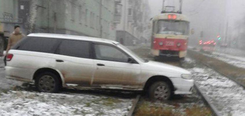 В Ижевске изменились маршруты нескольких трамваев