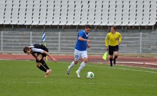 Ижевчане обыграли пермяков в футбол