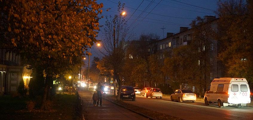 Достаточно ли светло на улицах Ижевска?