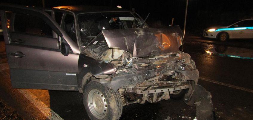 В Ижевске водитель «Шевроле Нивы» погиб при столкновении с автобусом