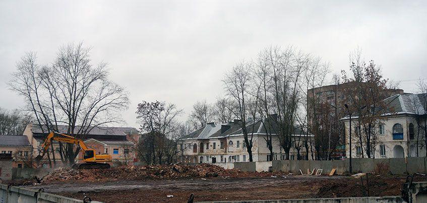 Небоскребы в «деревне»: что станет с улицей Авангардной и районом «Культбаза»?