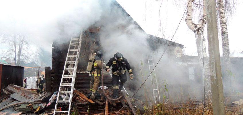 Пожар в Воткинске, где погибли трое детей: жертв могло быть больше