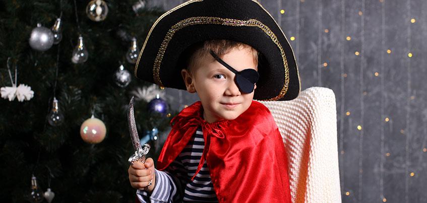 Акция «Ёлка для каждого»: Арсений хочет получить на Новый год снегокат
